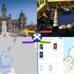 Scottish Local Council Electoral Wards – General, Geographic & Electoral Knowledge Atlas (16 May 2020)