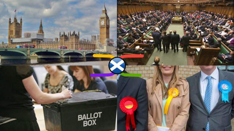 UK Parliament Scottish Constituencies – 2019 General Election Knowledge Atlas CANDIDATES (21 Nov 2019)